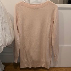 Loft Light Pink Sweater